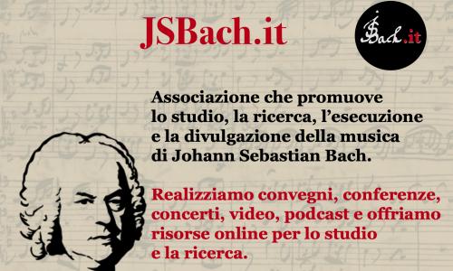 Associazione Culturale JSBach.it